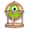 Disney Earth Day Pin - 2016 Mike Wazowski