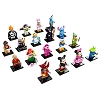 Disney Lego Mini Figure - Complete 18 Figure Set