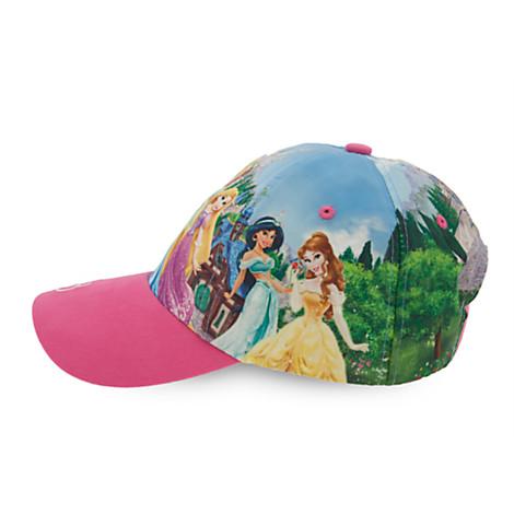 Disney Hat - Baseball Cap - Princess Cap for Kids 123f9aa2909