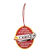 Disney Luggage Tag - Please Stand Clear Monorail