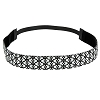 Disney Headband - Black and White Mickey Icons