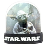Disney Water Globe - Star Wars Darth Vader & Yoda