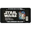 Disney Star Wars License Plate Frame - Millennium Falcon