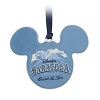 Disney Disc Ornament - Mickey Icon - Saratoga Springs Resort