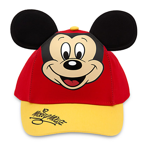 f4ef8625b3102 Add to My Lists. Disney Hat - Baseball Cap for Kids - Mickey Mouse ...