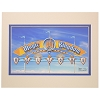 Disney Artist Print - Greg McCullough - Magic Kingdom - Welcome