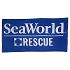 SeaWorld Beach Towel - SeaWorld Rescue