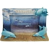 SeaWorld Photo Frame - Dolphin Sand Logo