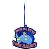 Disney Luggage Tag - Genie - Wish We Were There Already