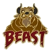 Disney Beauty and the Beast Pin - Beast