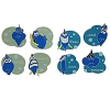Disney Mystery Pin - Speak Whale with Dory - Complete 8 Pin Set