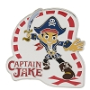 Disney Jake and the Never Land Pirates Pin - Captain Jake