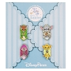 Disney 4 Pin Set - Disney Babies - Stitch Simba Cheshire Bambi