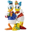 Disney by Britto Figure - Donald and Daisy