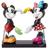 Disney by Britto Figure - Mickey and Minnie