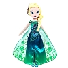 Disney Plush Doll - Frozen Fever Elsa 18''