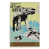 Disney Star Wars Pin - Ice Planet Hoth Poster
