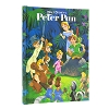 Disney Notebook - Vintage Peter Pan Classic Artwork