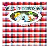 Disney Vinyl Record - Story of Alice in Wonderland