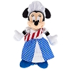 Disney Plush - Americana Minnie - 9''