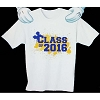 Disney Child Shirt - Graduation - Class of 2016