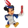 Disney Christmas Ornament - Graduation Mickey Mouse Selfie