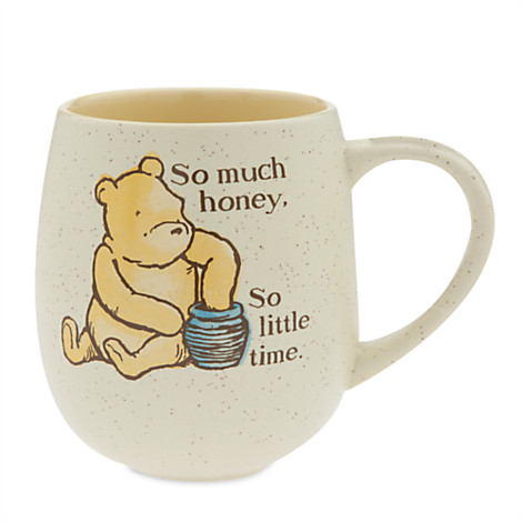 Disney Coffee Cup Mug Pooh Classic So Much Honey So