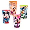 Disney Plastic Tumbler Set - Mickey and Pals Aulani