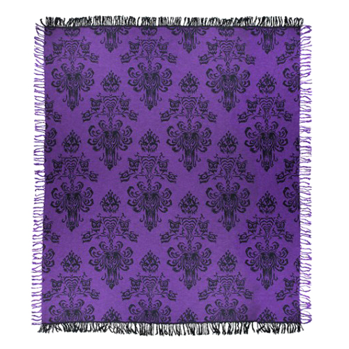 Disney Throw Blanket Haunted Mansion Gorgeous Haunted Mansion Throw Blanket