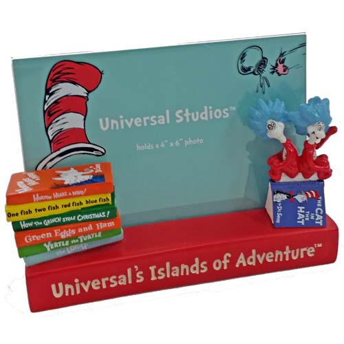 Your WDW Store - Universal Picture Frame - Dr. Seuss Books and Things