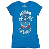 Universal Ladies Shirt - Seuss Landing - Mother of all Things