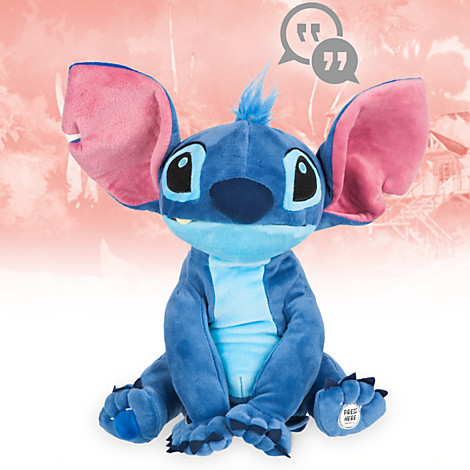 Disney Animators' Collection Doll - Lilo and Stitch - Animated Stitch