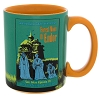 Disney Coffee Cup - Star Wars x Haunted Mansion Vintage Poster Mug - Endor