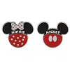 Disney Pin Set -  Mickey & Minnie Icons