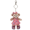 Disney Keychain - ShellieMay the Disney Bear Plush - Aulani