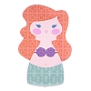 Disney Die-Cut Notepad - The Little Mermaid Princess Ariel