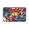 Disney Collectible Gift Card - Marvel - Avengers Assemble