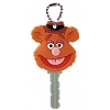 Disney Key Cover Keychain Keyring - The Muppets - Fozzie Bear