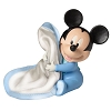 Disney Precious Moments Figurine - Hugs & Cuddles Baby Mickey
