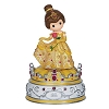 Disney Precious Moments Figurine - Beauty & the Beast - Belle Musical