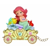 Disney Precious Moments Figurine - Birthday Parade  Number 4 - Ariel
