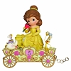 Disney Precious Moments Figurine - Birthday Parade Number 5 - Belle