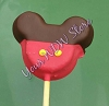 Disney Goofy's Candy Company - Mickey Brownie on a stick