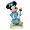 Disney Precious Moments Figurine - Mickey Graduation