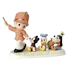 Disney Precious Moments Figurine - Mickey Mouse Club