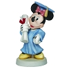 Disney Precious Moments Figurine - Minnie Graduation