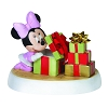 Disney Precious Moments Figurine - Minnie Opening Gift