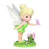Disney Precious Moments Figurine - Tinker Bell with Butterfly