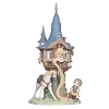 Disney Precious Moments Figurine - Rapunzel in Tower