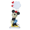 Disney Precious Moments Figurine - Minnie Thought Bubble with Pen